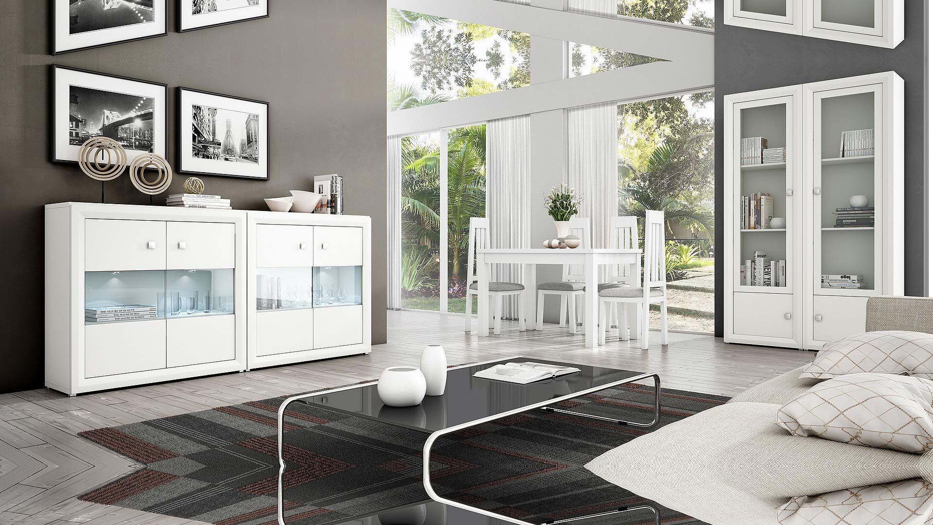 Muebles serie económica