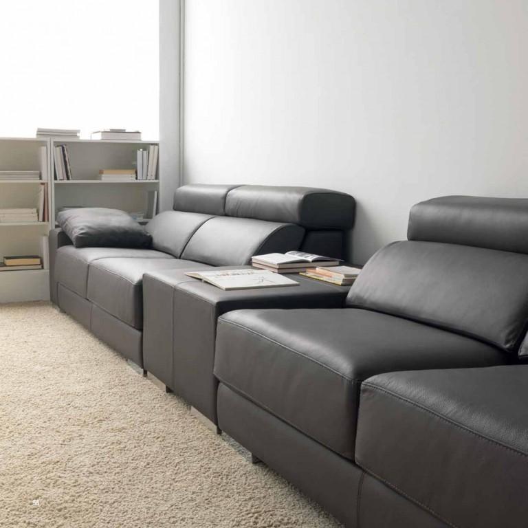 Sofá grande con separador