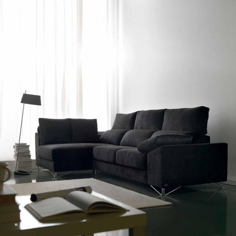 Sofá para espacios reducidos esquina