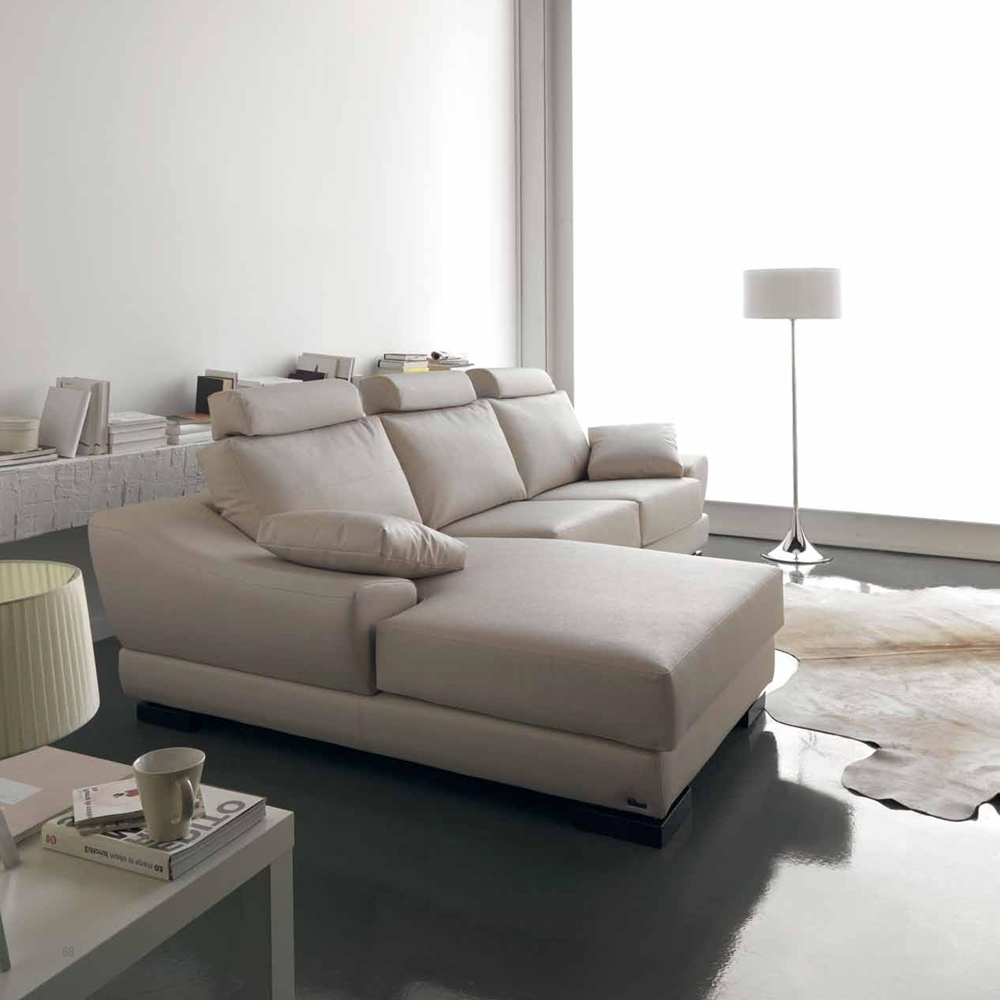 Sofá moderno, Estepona modern blanco