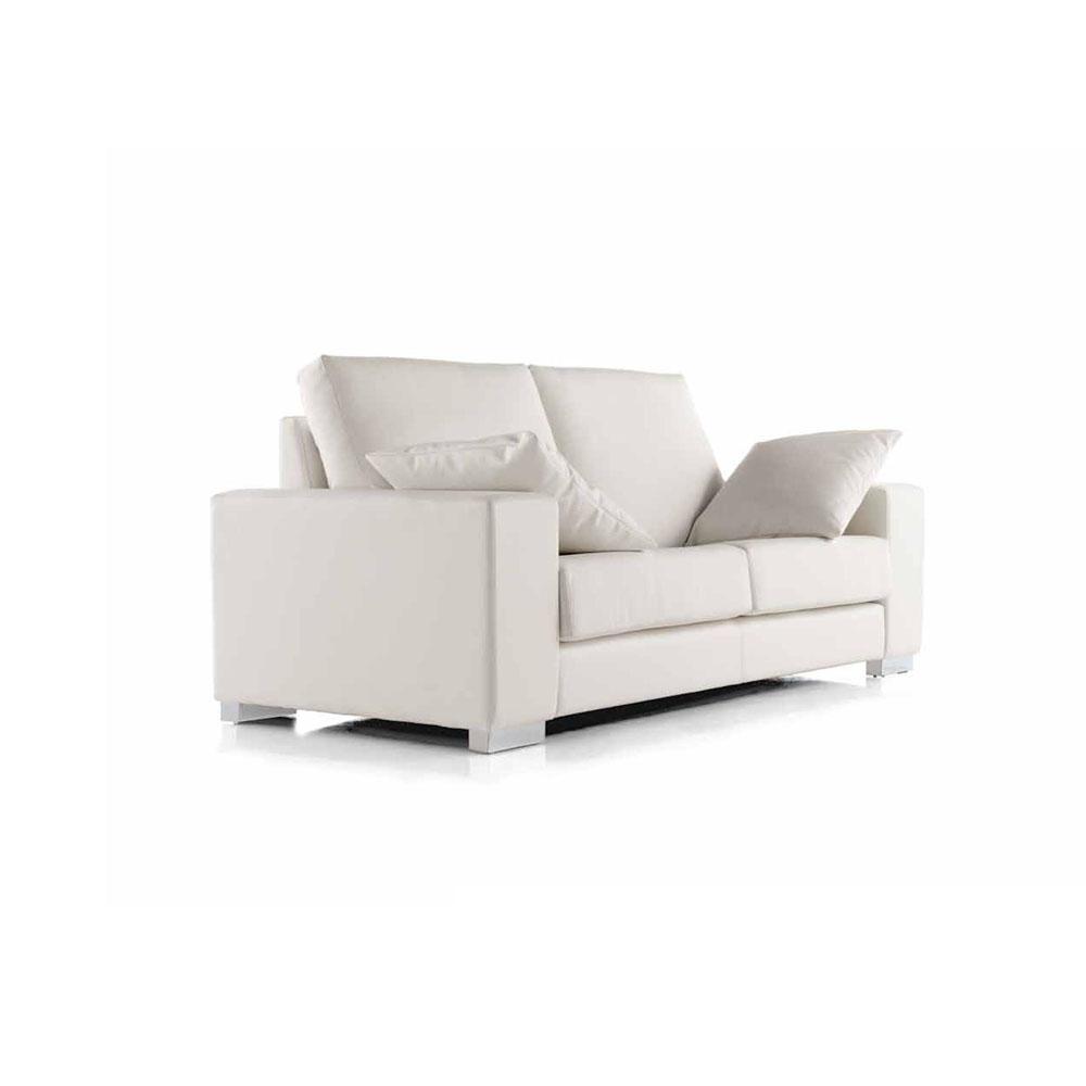 Sofá move en color blanco