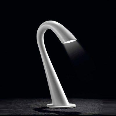 Lámpara sobremesa Resina rígida de alta densidad LED 3,5W