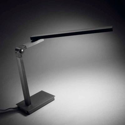 Lámpara escritorio Aluminio LED 7x1W