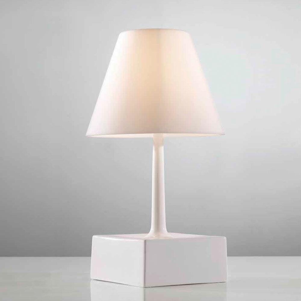 Lámpara con interruptor regulador de intensidad, modelo Estepona lamp 10