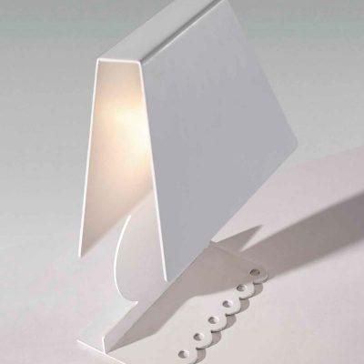 Lámpara sobremesa Chapa metálica Iluminación LED