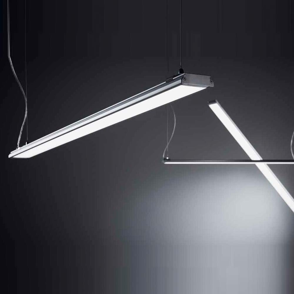Lámpara de techo en aluminio